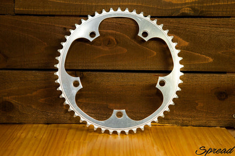 SUGINO75 chainring NJS approved, bcd144, 50T, original condition