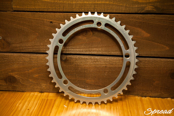 Sugino mighty competition chainring NJS approved, bcd144, 46T, original condition