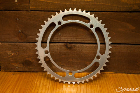 Sugino mighty competition chainring NJS approved, bcd144, 49T, original condition