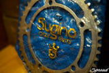 Sugino mighty competition chainring NJS approved, bcd144, 50T, original condition
