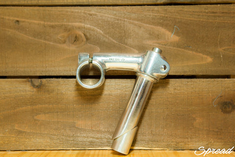 "NITTO Reversible stem ""TENGAESHI"" NJS approved 75mm vintage stuff"