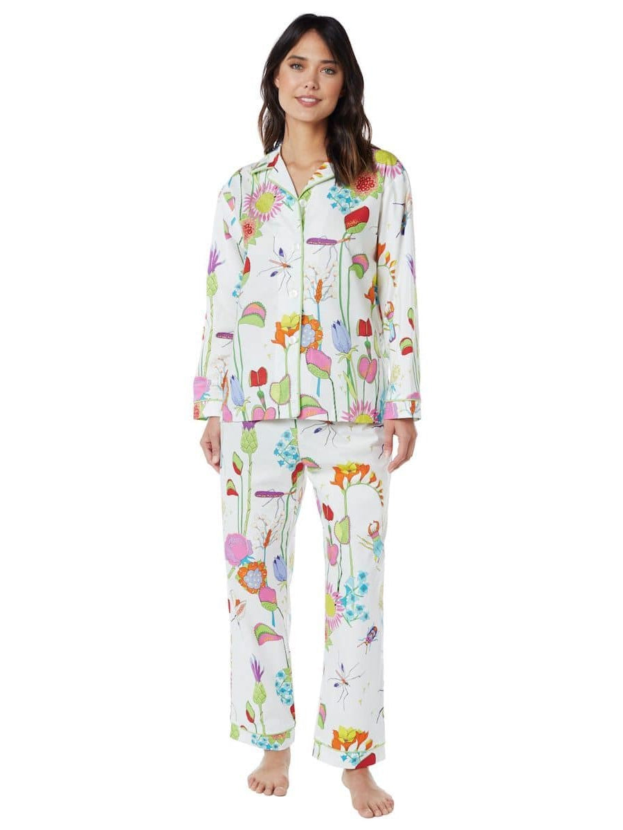 Model wearing A Bug's Life Cotton Pajama