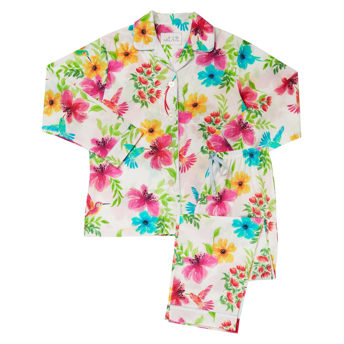 Tropicana Luxe Pima Pajamatest