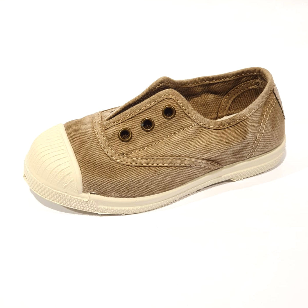 Natural World Beige Enz 621 scarpa ecologia