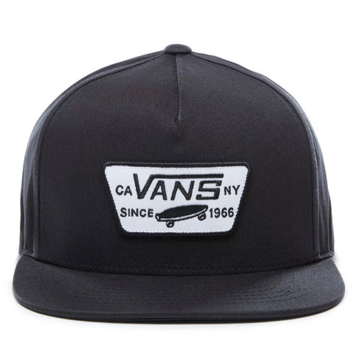 VANS cappellino da baseball Full Patch VN000QPU9RJ Nero