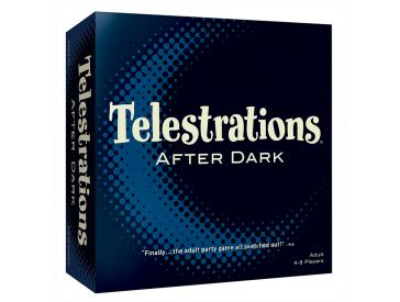 Telestrations: After Dark