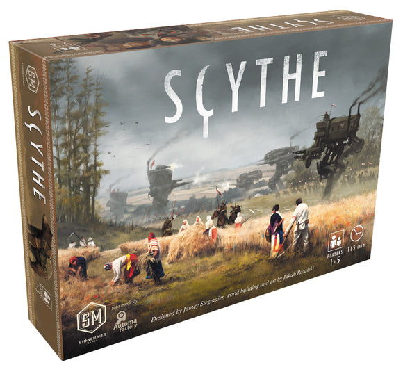 Scythe: The Board Game by Stonemaier Games