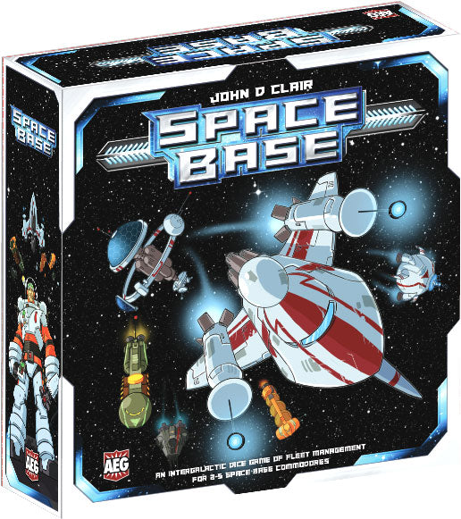 Space Base: The Board Game