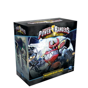Power Rangers: Heroes of the Grid Expansions