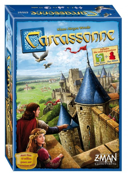 Carcassone: The Board Game