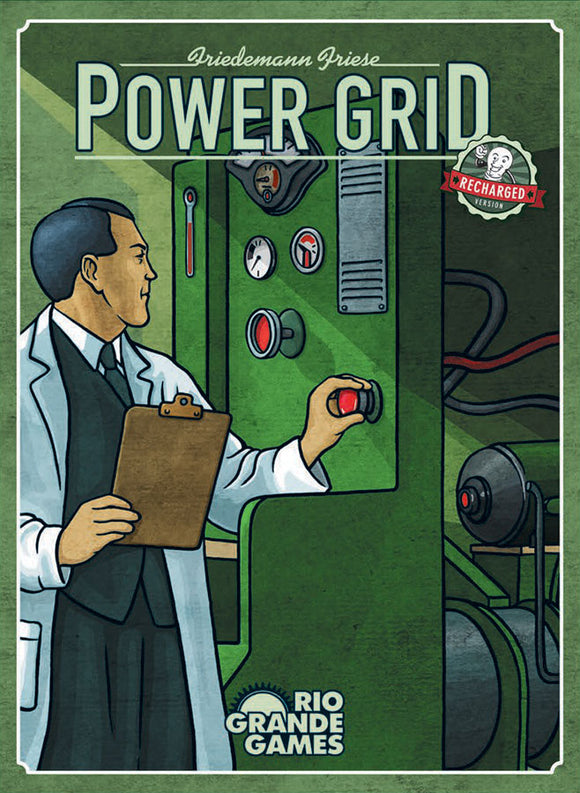 Power Grid: Recharged Edition