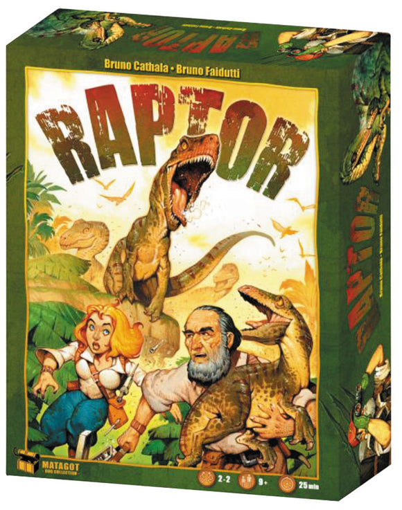 Raptor: The Board Game