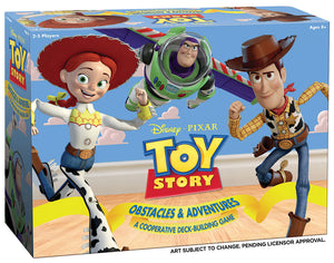 Toy Story: Obstacles & Adventures Deckbuilding Game