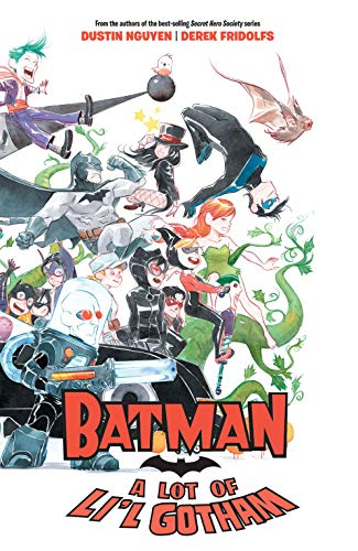 Batman: A Lot of Lil' Gotham Trade Paperback