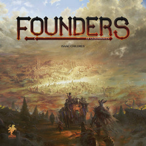 Gloomhaven: Founders of Gloomhaven (stand alone)
