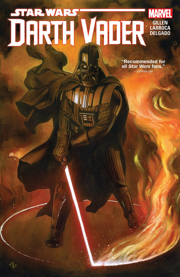 Star Wars: Darth Vader (2015) Hard Cover