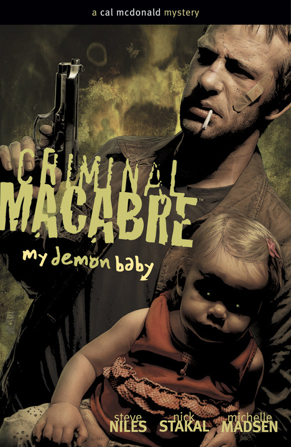 Criminal Macabre: My Demon Baby Trade Paperback