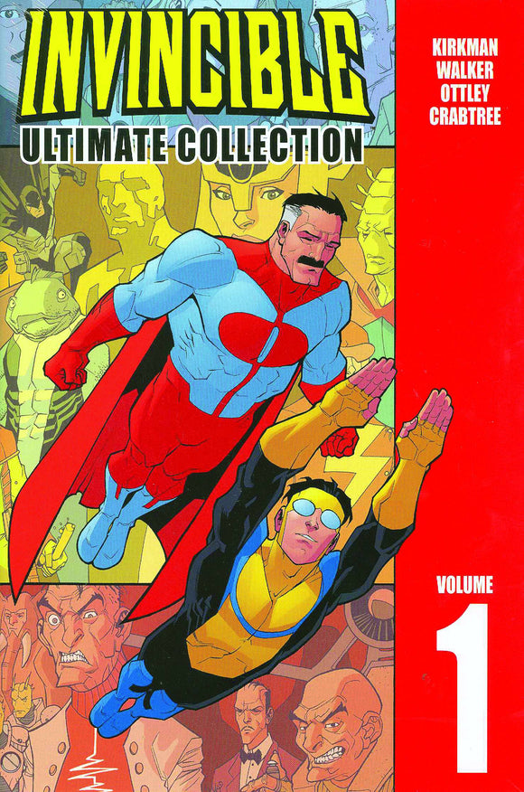 Invincible: Ultimate Collection Hard Cover