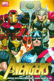 Avengers (2010-2012) by Bendis Hard Cover