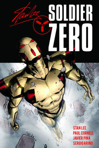 Stan Lee's Solider Zero TPB