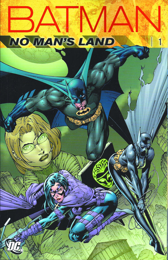 Batman: No Man's Land Trade Paperback New Edition