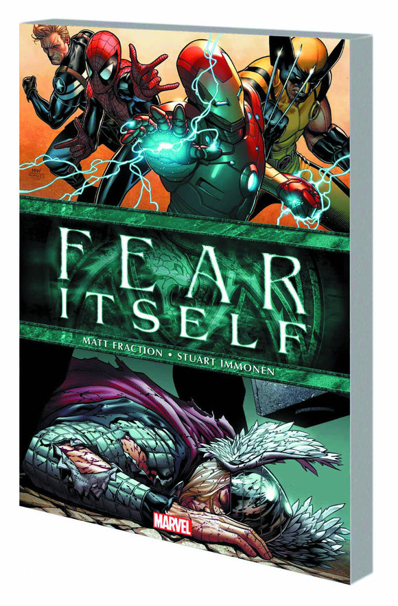 Fear Itself Collected Editions
