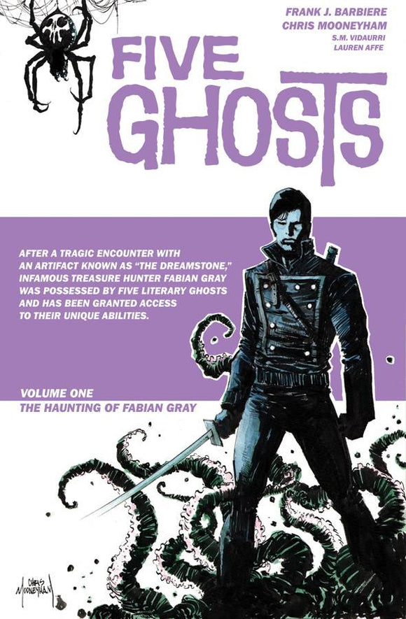 Five Ghosts Trade Paperback