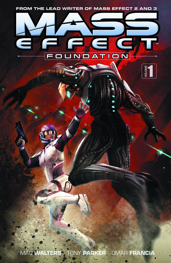 Mass Effect: Foundation Trade Paperback