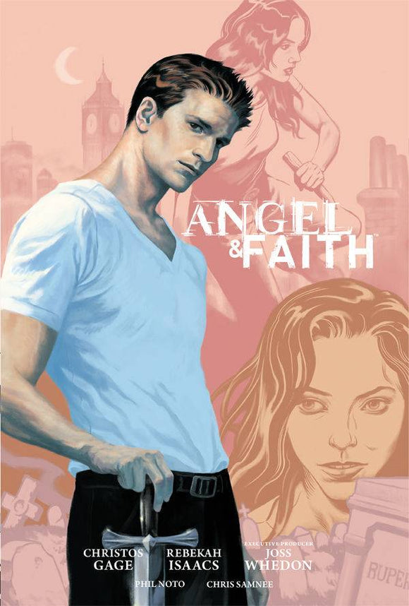 Angel & Faith: Season 9 Library Edition