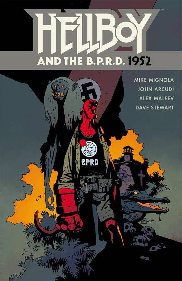 Hellboy & the B.P.R.D. Trade Paperback