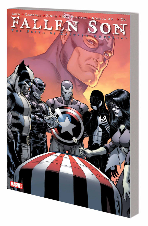 Fallen Son: Death of Captain America Trade Paperback