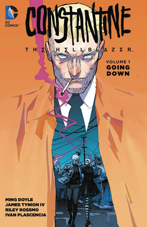 Constantine the Hellblazer (2016) Trade Paperback