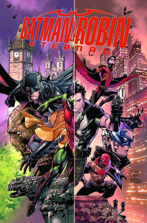 Batman & Robin: Eternal Trade Paperback