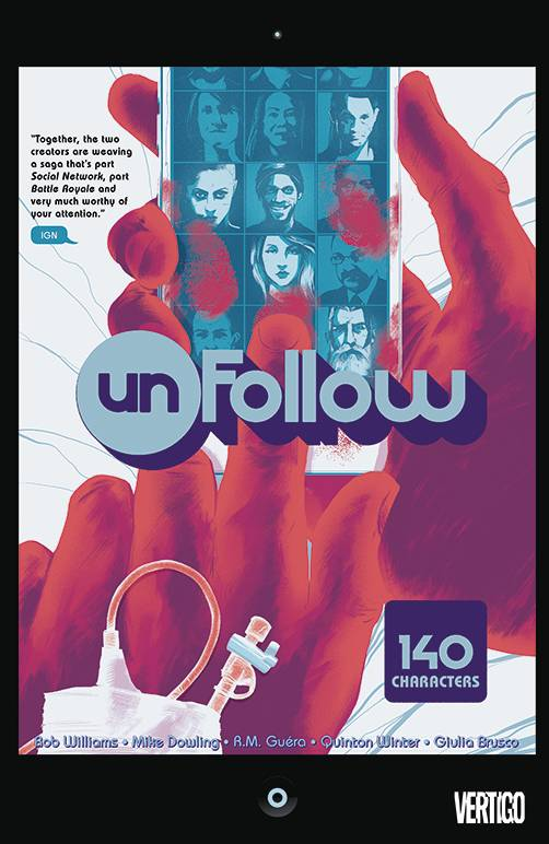 Unfollow Trade Paperback
