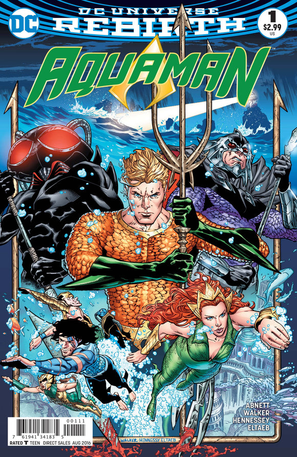 Aquaman (Vol. 8)