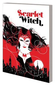 Scarlet Witch (2016) Graphic Novel