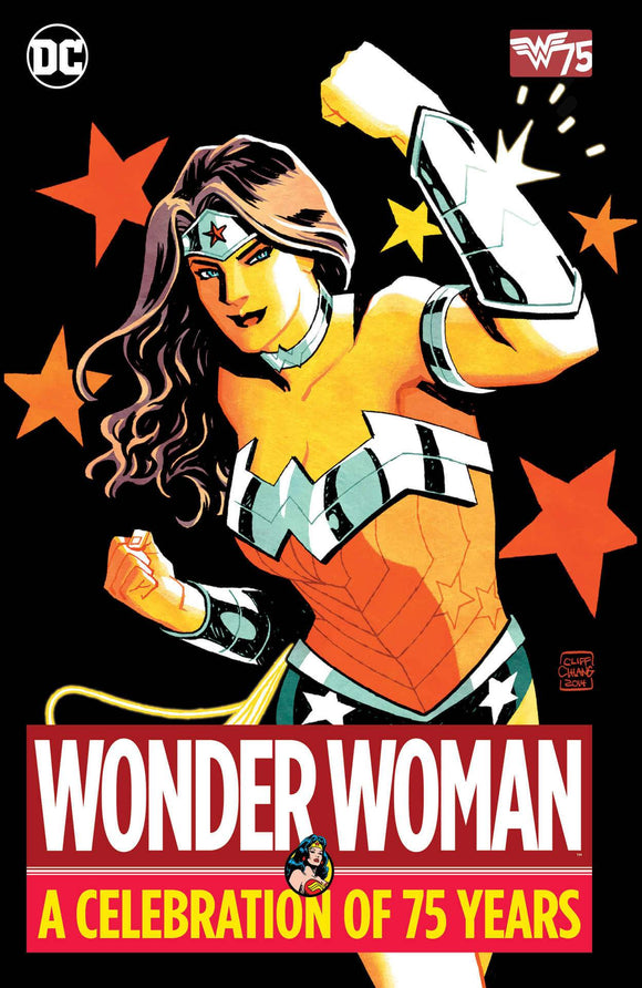 Wonder Woman: A Celebration of 75 Years Hard Cover