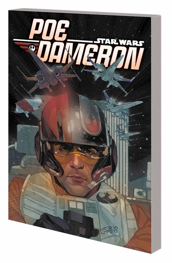 Star Wars: Poe Dameron Trade Paperback