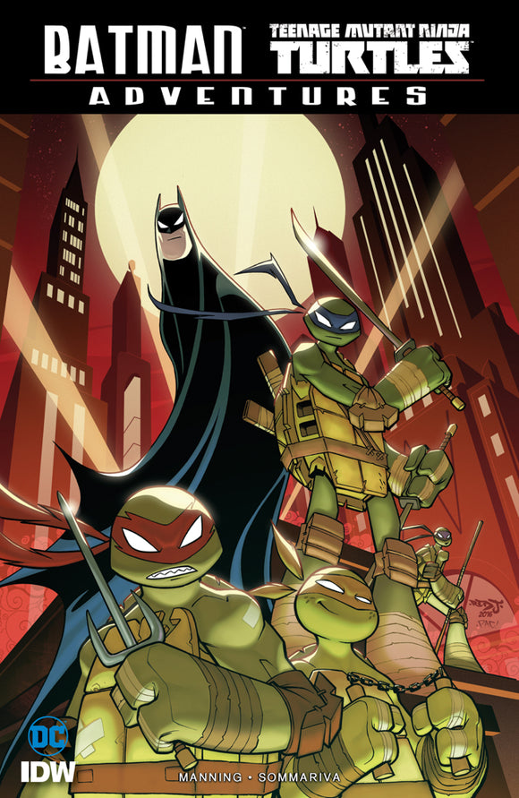 Batman | TMNT Adventures Trade Paperback