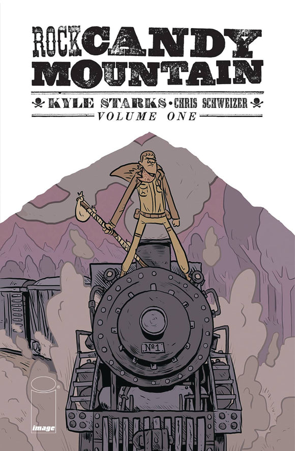 Rock Candy Mountain Trade Paperback