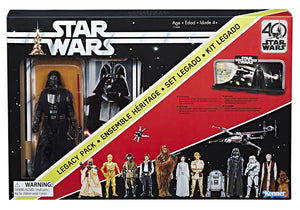 Star Wars: Black Series 40th Anniversary Darth Vader Action Figure