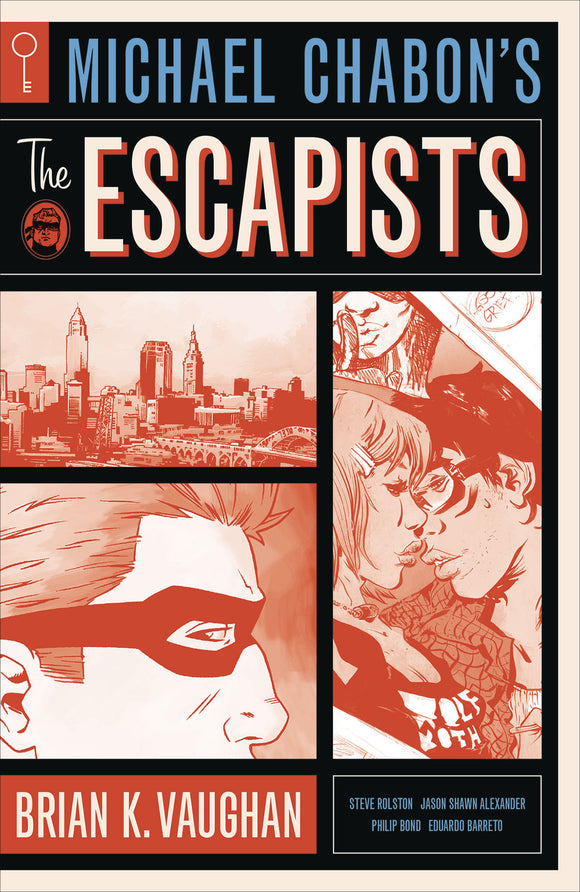 Escapists (The) Trade Paperback