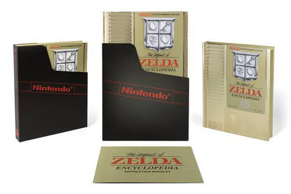 Legend of Zelda: Encyclopedia Collector's Edition