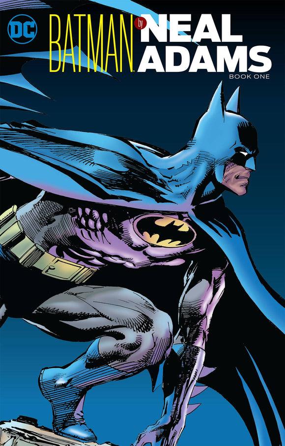 Batman (Neal Adams) Collected Edition