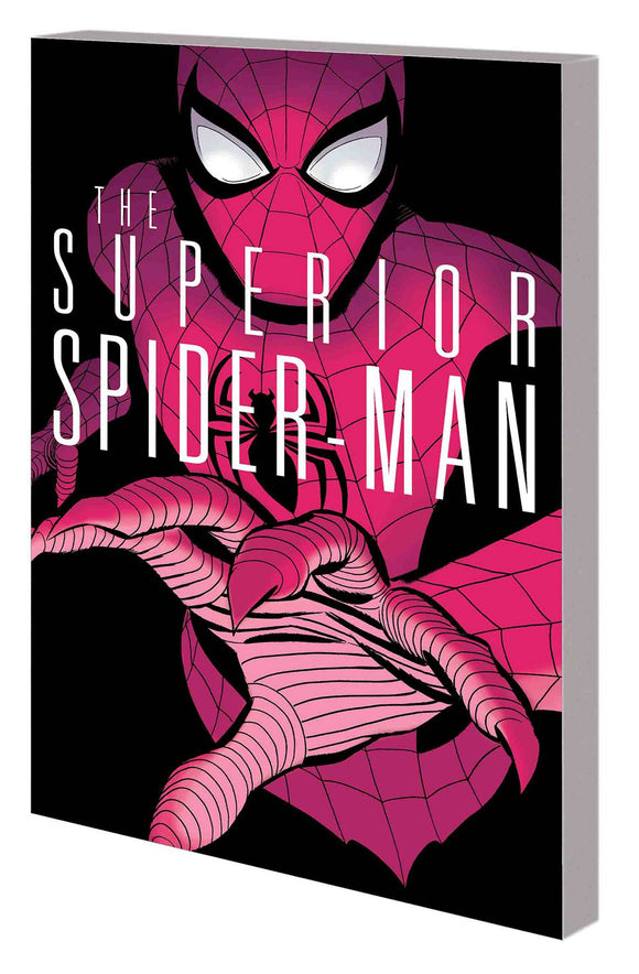 Superior Spider-Man Complete Collection Trade Paperback