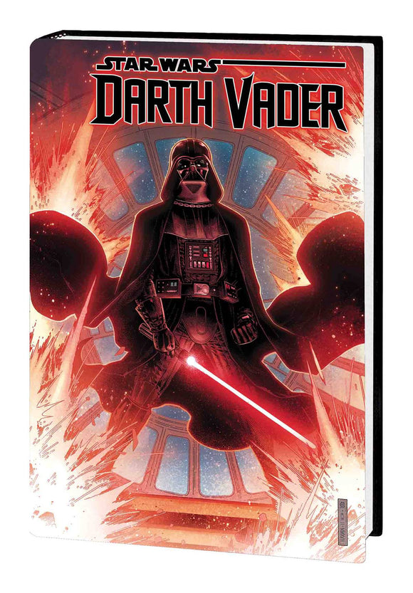 Star Wars: Darth Vader (2018) Hard Cover