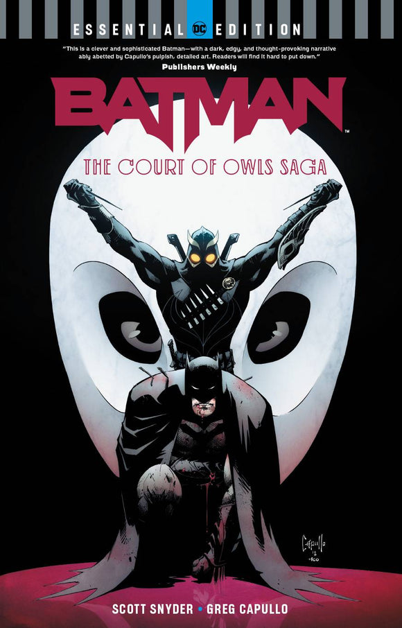 DC Essentials: Batman - Court of Owls Saga