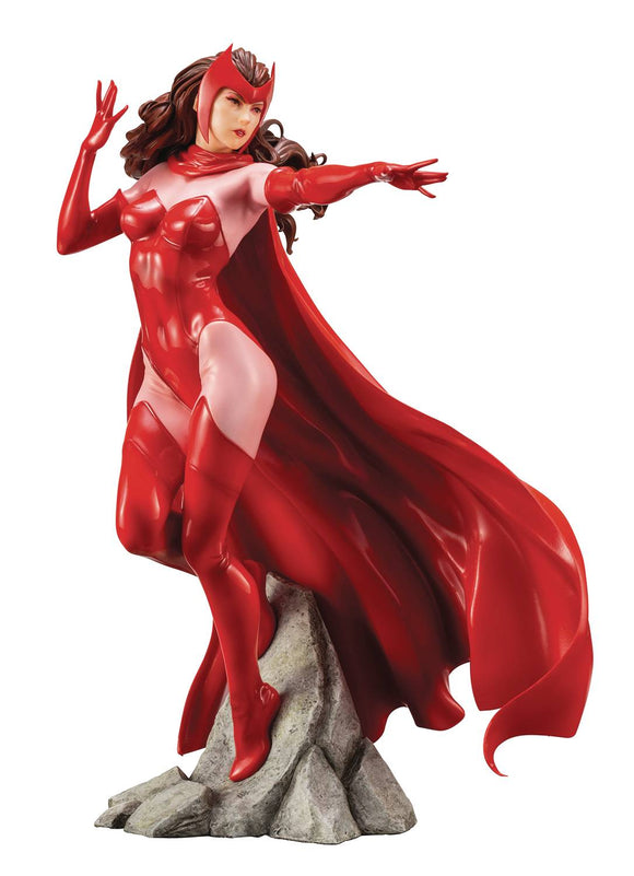 Marvel's Scarlet Witch ArtFX+ Statue