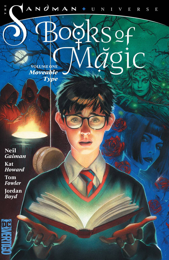 Books of Magic (2019) Trade Paperback