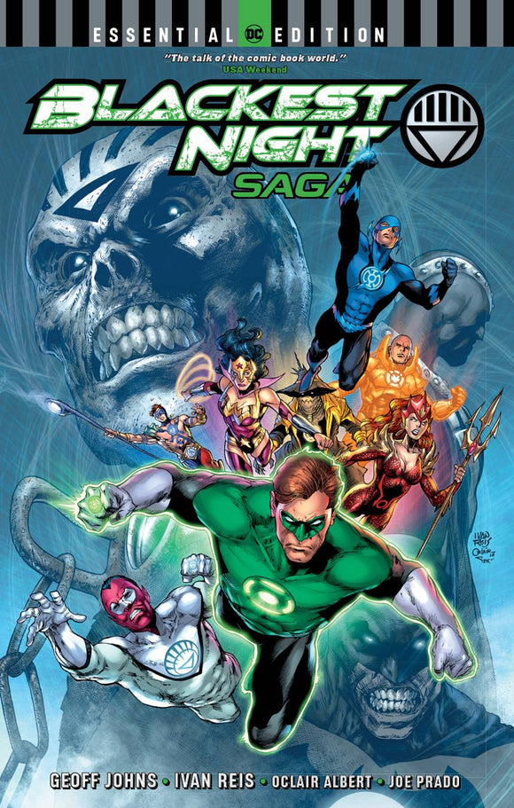 DC Essentials: Green Lantern - Blackest Night Saga